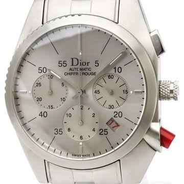 Dior Dior VIII Silver Steel Watches