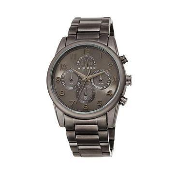 Akribos XXIV Men's Chronograph Watch