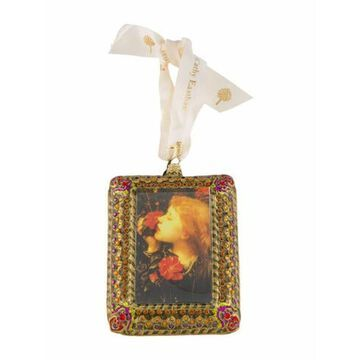 Jay's First Frame Ornament w/ Tags Gold