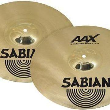 AAX X-Celerator Hi-Hats