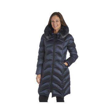 Kensie Women's Hooded Puffer Coat