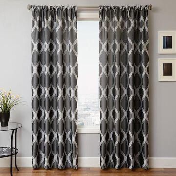 Softline 1-pack Scotia Window Curtain - 55'' x 84''