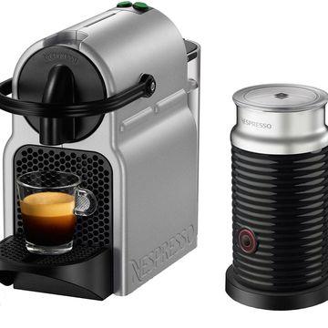 Nespresso Inissia Espresso Machine & Milk Frother by DeLonghi