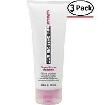 PAUL MITCHELL by Paul Mitchell SUPER STRONG TREATMENT 6.8 OZ ( Package Of 3 )