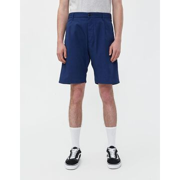 Gerald Poplin Short in Metro Blue