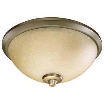 QUORUM INTERNATIONAL 2389-9122 Alton 3-Light Light Kit, Antique Flemis