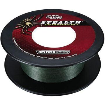 Spiderwire Stealth Fishing Line, 500 yd Economy Pack Spool