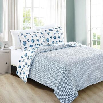 Home Fashion Designs Bali Collection Quilt Set