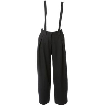 Sonia Rykiel Black Wool Trousers