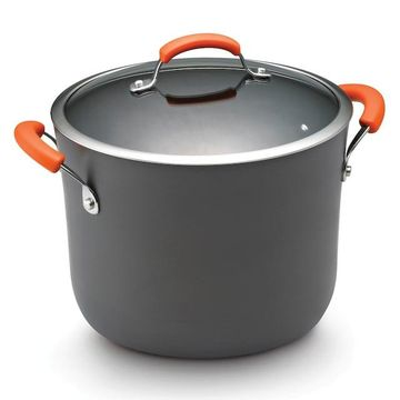 Rachael Ray 10-qt. Nonstick Covered Stockpot