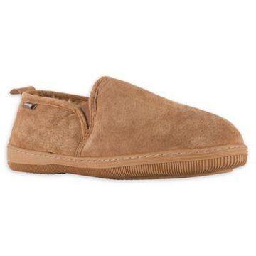 Lamo Romeo Size 12 Men's Slippers in Chestnut