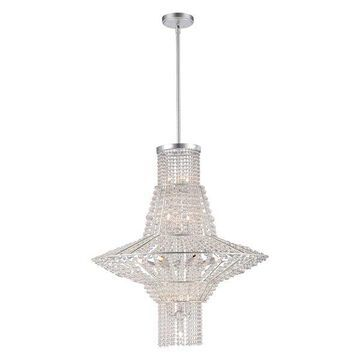 Metropolitan Saybrook 16 Light Chandelier N7316-598
