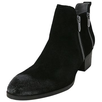 Adrienne Vittadini Women's Ravi Ankle-High Suede Boot