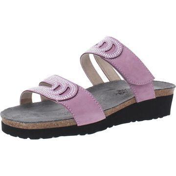 Naot Ainsley Women's Leather Embellished Slide Sandals