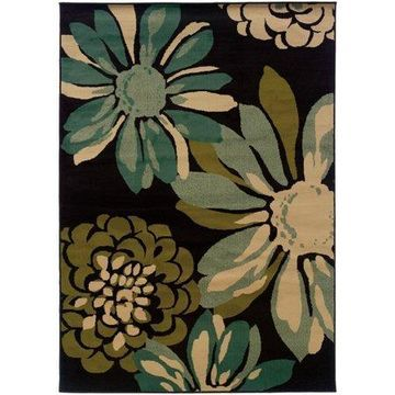 Oriental Weavers of America Lauer, Teal