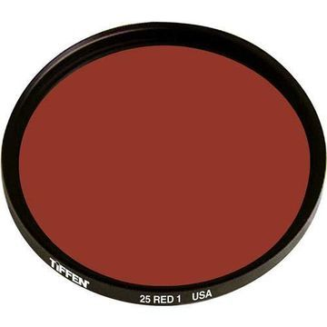 Tiffen 60BR25 60 BAY 25 Filter (Red)