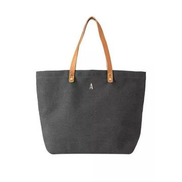 Cathy's Concepts Personalized Washed Canvas Tote -