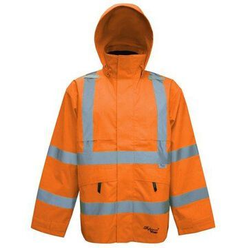 Men's Professional Journeyman 300D Trilobal Rip-stop Jacket