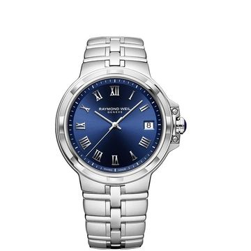 Raymond Weil Men's 5580-ST-00508 'Parsifal' Stainless Steel Watch