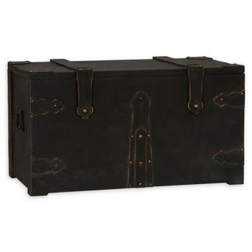 Household Essentials G.O.T. Large Wooden Trunk