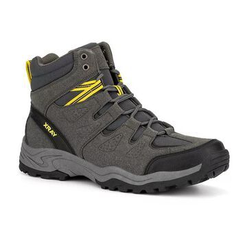 Xray Throg Men's Hiking Boots, Size: 12, Grey