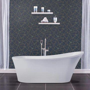 Miseno Soaking Bathtub White   MNO7035FSO