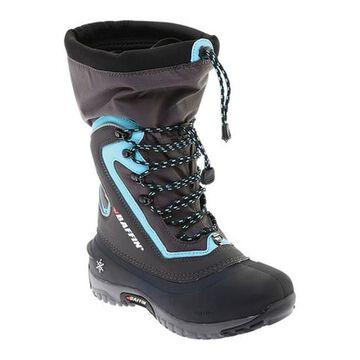 Baffin Women's Flare Snow Boot Charcoal/Teal