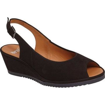 ara Women's Colleen 37120 Black Nubuk