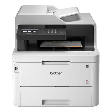 Brother Wireless Color All-In-One Laser Printer, Scanner, Copier, Fax, MFC-L3770CDW