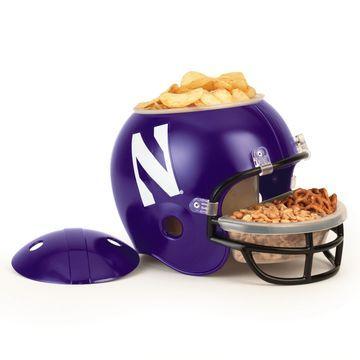 Northwestern Wildcats WinCraft Party Snack Helmet