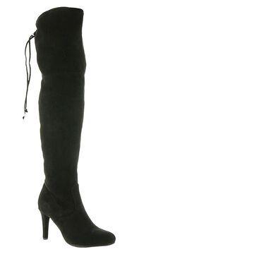 Rialto Womens Calla Almond Toe Over Knee Fashion Boots