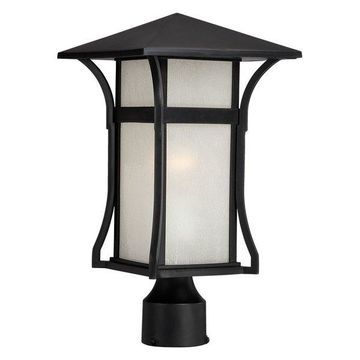 Acclaim Lighting 96027 Tahiti 1 Light Outdoor Post Light