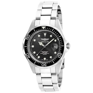 Invicta Men's 17046 'Pro Diver' Stainless Steel Watch