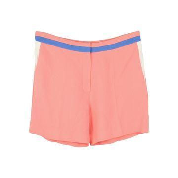 Roksanda Pink Wool Shorts