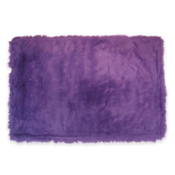 Fun Rugs Flokati Rug in Purple