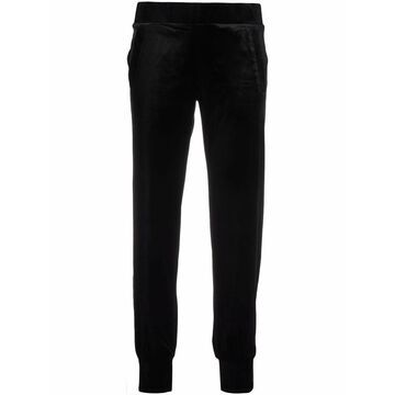Norma Kamali Trousers Black