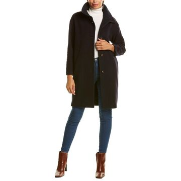 Peserico Wool-Blend Coat