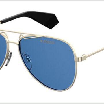Polaroid PLD 6048/S/X Polarized 3YG/C3 Men's Sunglasses Size 60