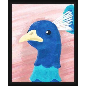 PTM Images, Blue Parakeet