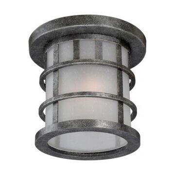 Nuvo Lighting 60/5636 Manor Flush Mount Outdoor Ceiling Fixture