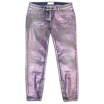 Faith Connexion Blue Cotton - elasthane Jeans