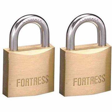 Master Lock 1840T 2-Count #1840 Solid Brass Padlock