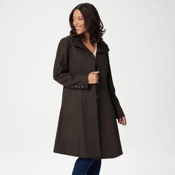 Gallery Missy Wool Blend Princess Walker Coat