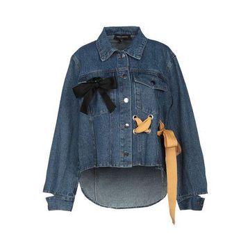 ANDREA MORANDO Denim outerwear