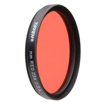 Tiffen 77mm 23A Filter (Red)