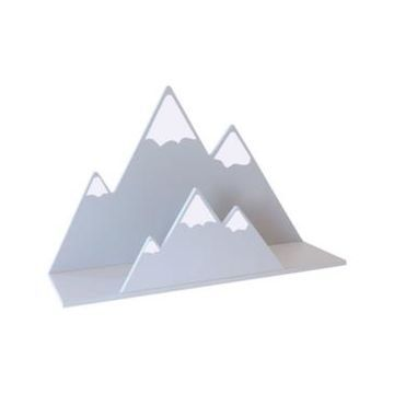 Trend Lab Mountain Wall Shelf Bedding