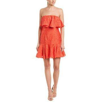 Keepsake Womens Radar A-Line Dress