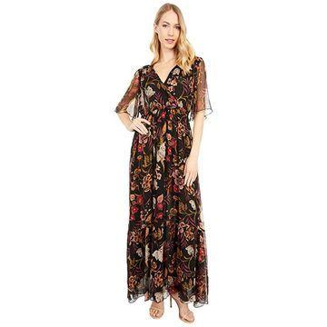 Johnny Was Sucre Maxi Dress (Multi) Women's Dress