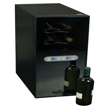 12 Bottle Dual Zone Wine Cellar