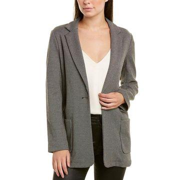 Joan Vass Womens Petite Jacket
